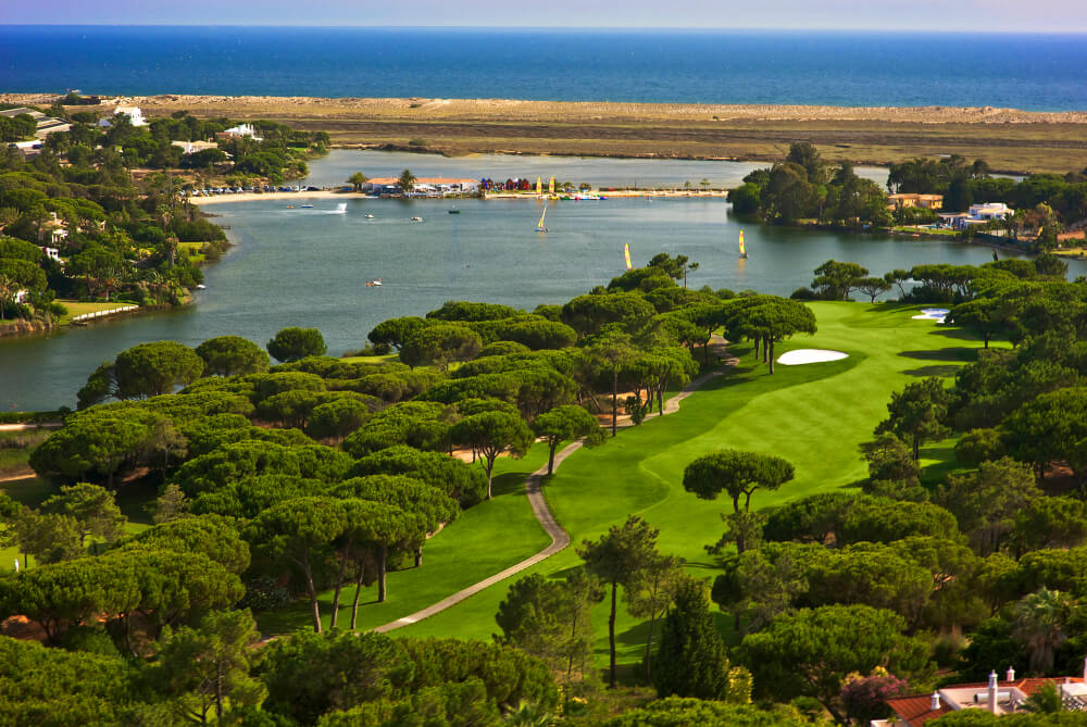 Algarve and the exclusive Quinta do Lago