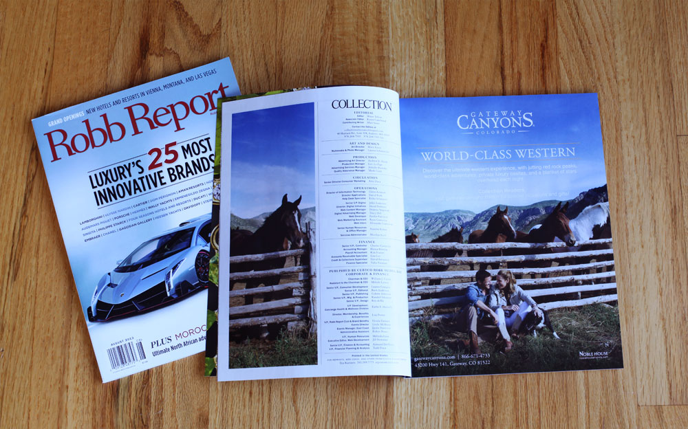Robb Report - Carro do Ano 2015