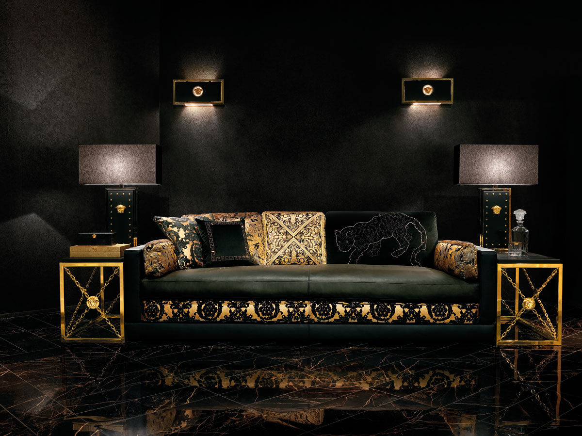 Luxury homes the best brands to decorate your home for Design interiors furniture
