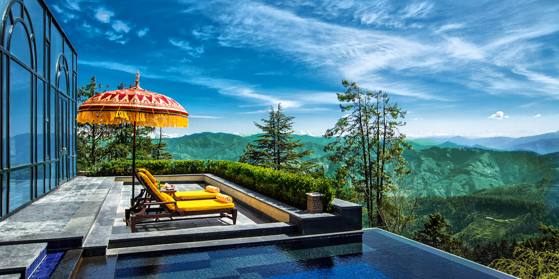 Small luxury hotels in the world the best for this season for Small leading hotels of the world