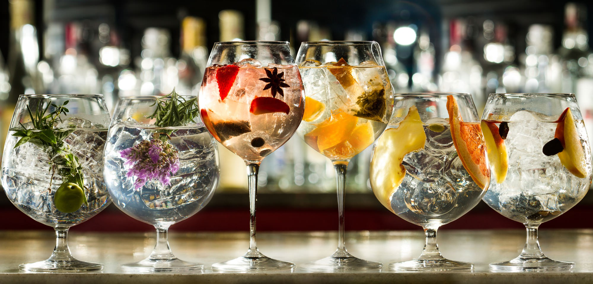 Luxury escapes in south portugal the best gin bars for Best juice with gin