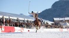 Luxury escapes: Valartis Bank Snow Polo World Cup starts today