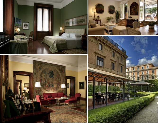 Small luxury hotels in europe to escape the cold winter days for Small luxury inns