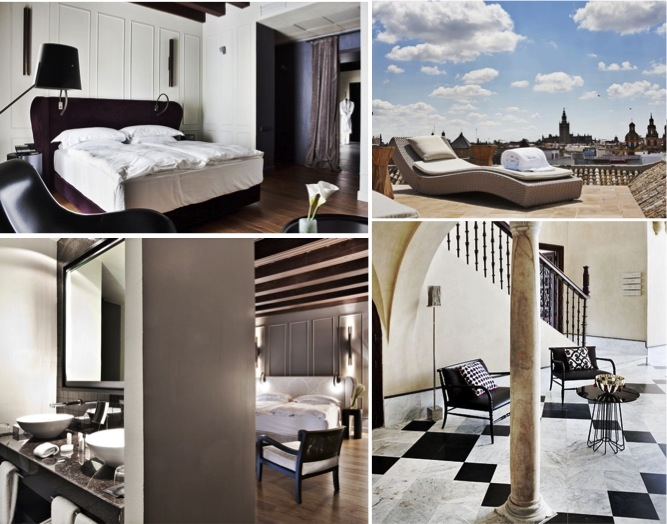Small luxury hotels in Europe to escape the cold Winter days