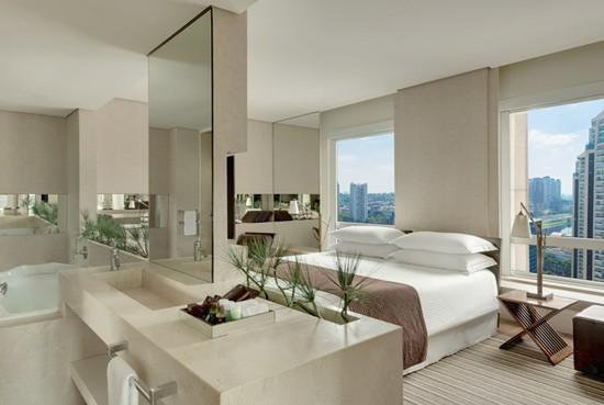 Casas de luxo: as suites mais exclusivas em São Paulo