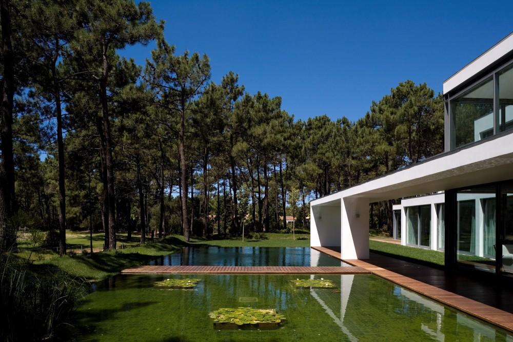 Casas de luxo: Casa do Lago, Frederico Valsassina