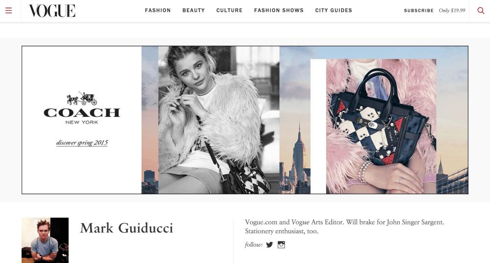 Os melhores blogs e sites de luxo do Mundo