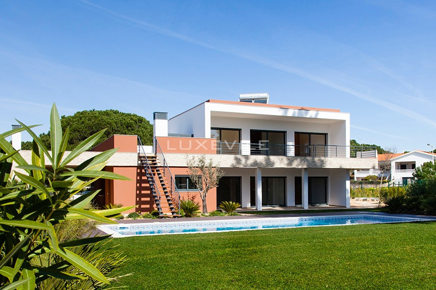Villas in Portugal: the most exclusive houses in Vilamoura