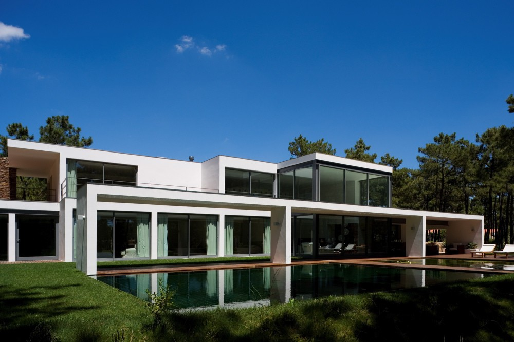 Luxury homes: Lake House, Frederico Valsassina