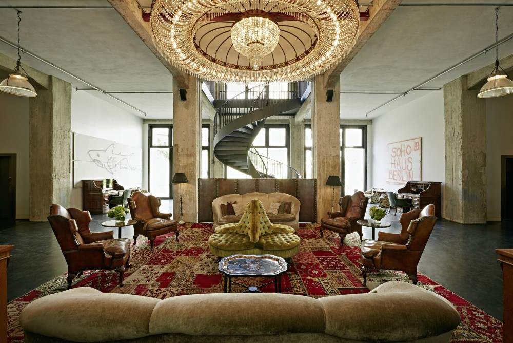 Luxury travel: the best hotels in Berlin