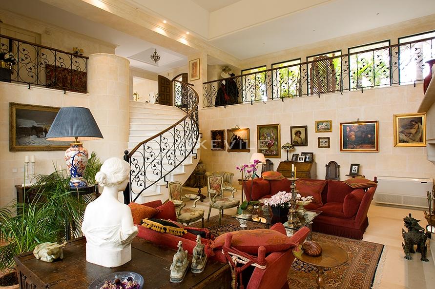 Casas de luxo: 5 salas de sonho