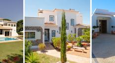 Casas de luxo no Algarve: 3 casas para ir de férias o ano todo