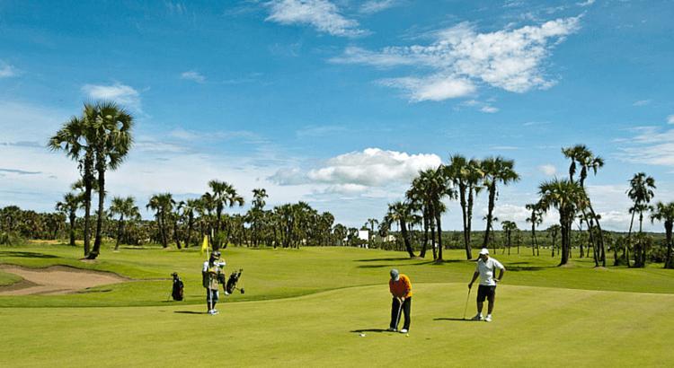 Angola recebe Open Internacional de Golfe em 2016