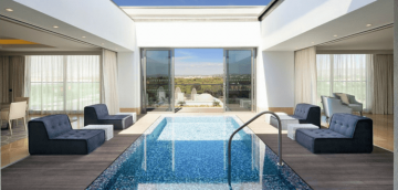 As suites de luxo mais exclusivas em Portugal