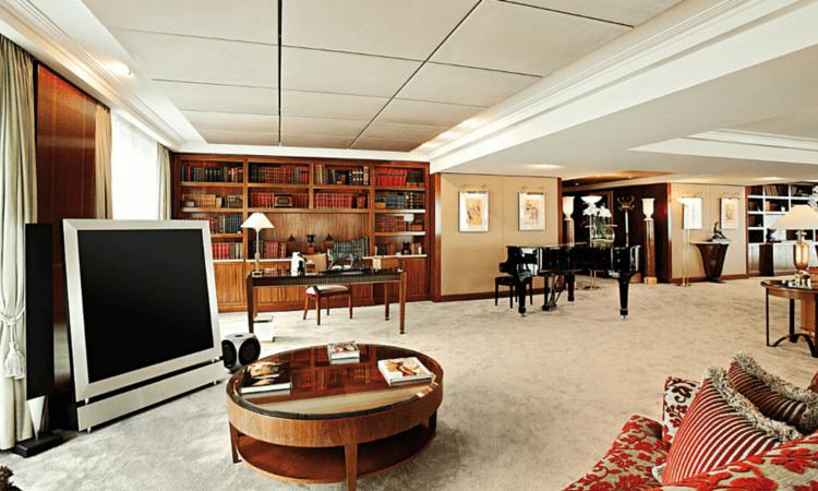 As suites de luxo mais exclusivas no Mundo
