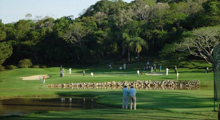 Os melhores campos de golfe de luxo em São Paulo