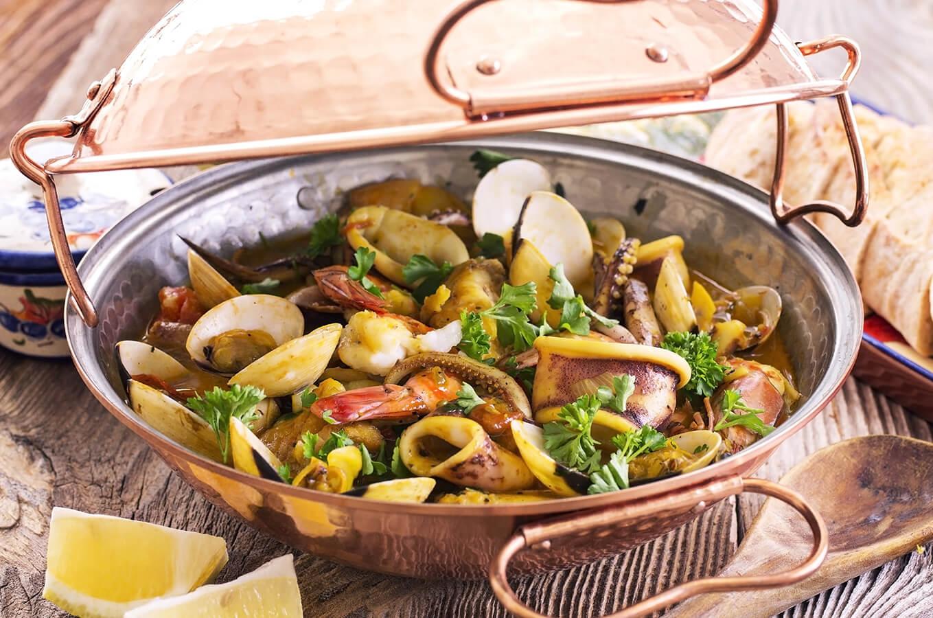 Algarve and the unique gastronomy