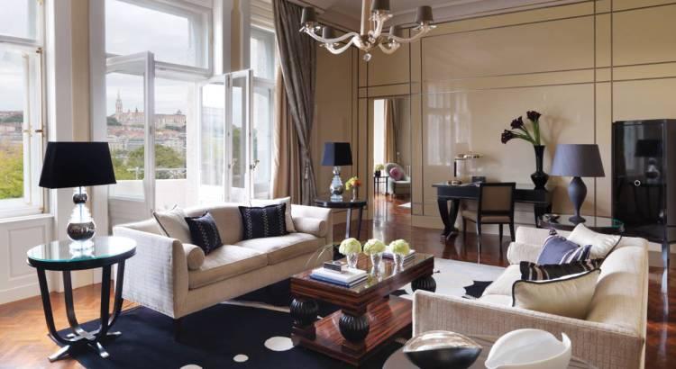Casas de luxo: as suites mais exclusivas na Europa